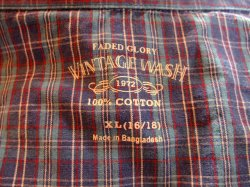画像4: USED CHECK WESTERN SHIRTS
