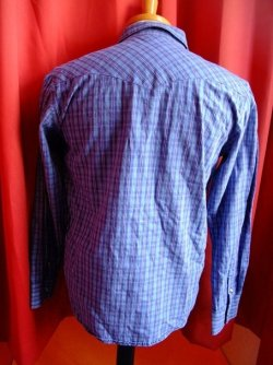 画像3: USED CHECK WESTERN SHIRTS