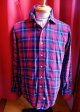 USED L/S CHECK SHIRTS ( Ralph Lauren )