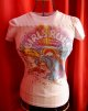 USED LADIES PUFF SLEEVE T-SHIRTS
