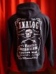 "ANALOG ORIGINAL SWEAT ZIP PARKA ""TRADE MARK"" Size:M"