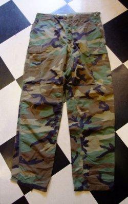 画像1: USED MILITARY CARGO PANTS