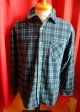 USED CHECK FLANNEL SHIRTS