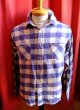 USED L/S CHECK SHIRTS