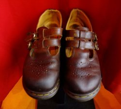 画像2: USED Dr.MARTENS SHOES
