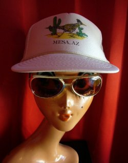画像1: USED MESH CAP