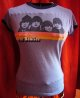 USED LADIES S/S T-SHIRTS (BEATLES)