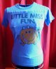 USED LADIES S/S T-SHIRTS (JUNK FOOD)