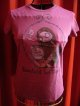 USED LADIES S/S T-SHIRTS (NIGHTMARE)